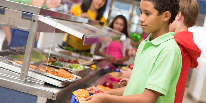 school lunch software header