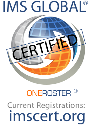 IMS Global OneRoster Compliance Logo