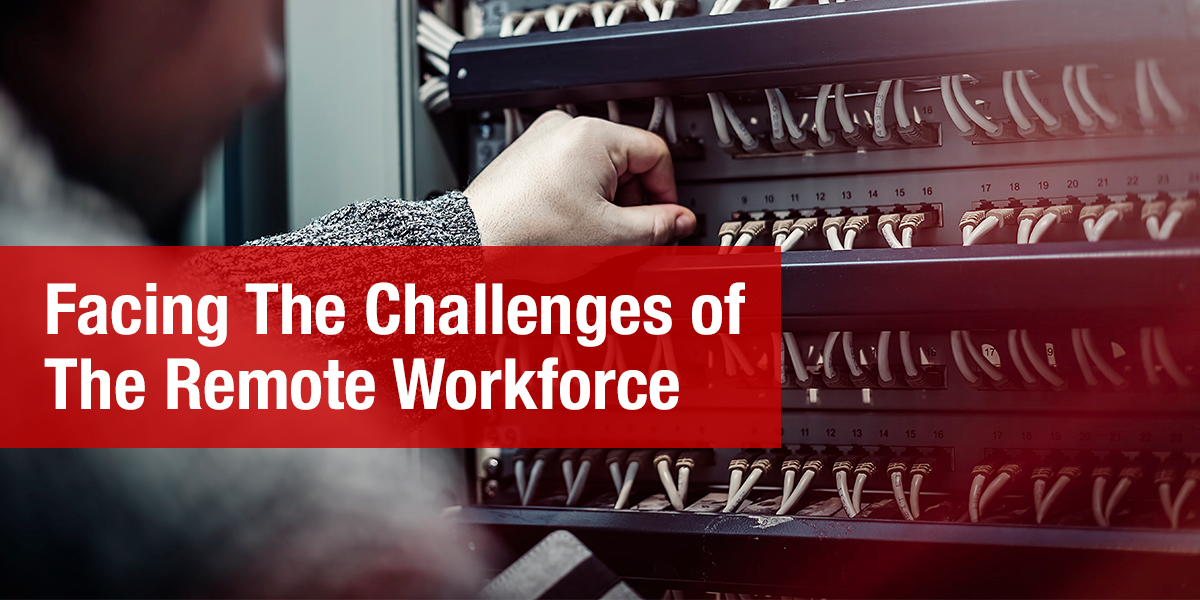 5 Distributed Workforce Woes for IT Experts