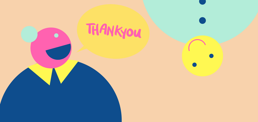 5 Steps to Customer Thankfulness