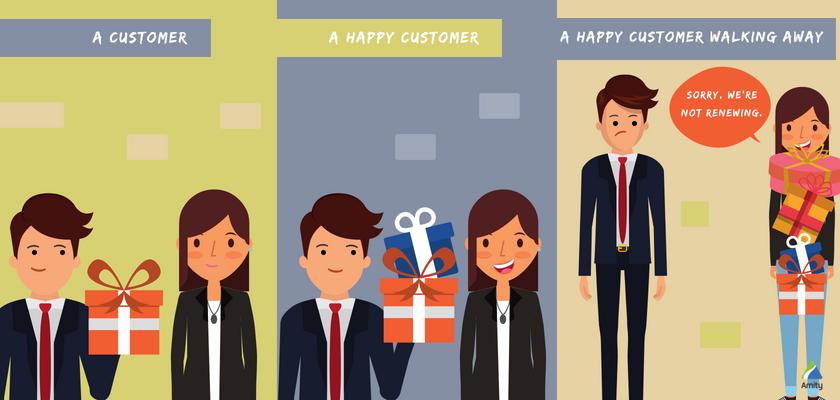 The CSM vs. Unsuccessful Customer