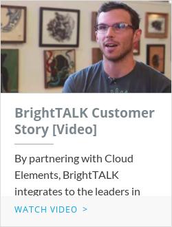 BrightTALK Customer Story [Video]