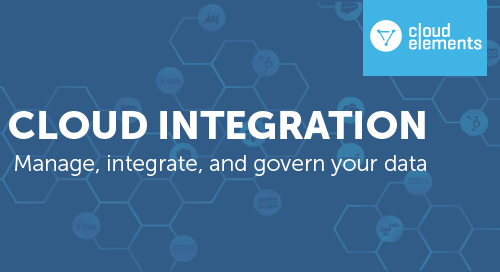 Cloud Integration: Manage, Integrate, and Govern Your Data