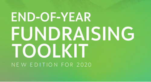 End-of-Year Fundraising Toolkit: 2020 Edition