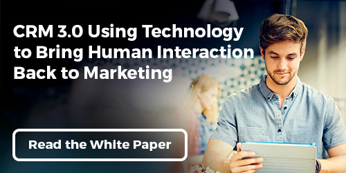 human B2B marketing white paper
