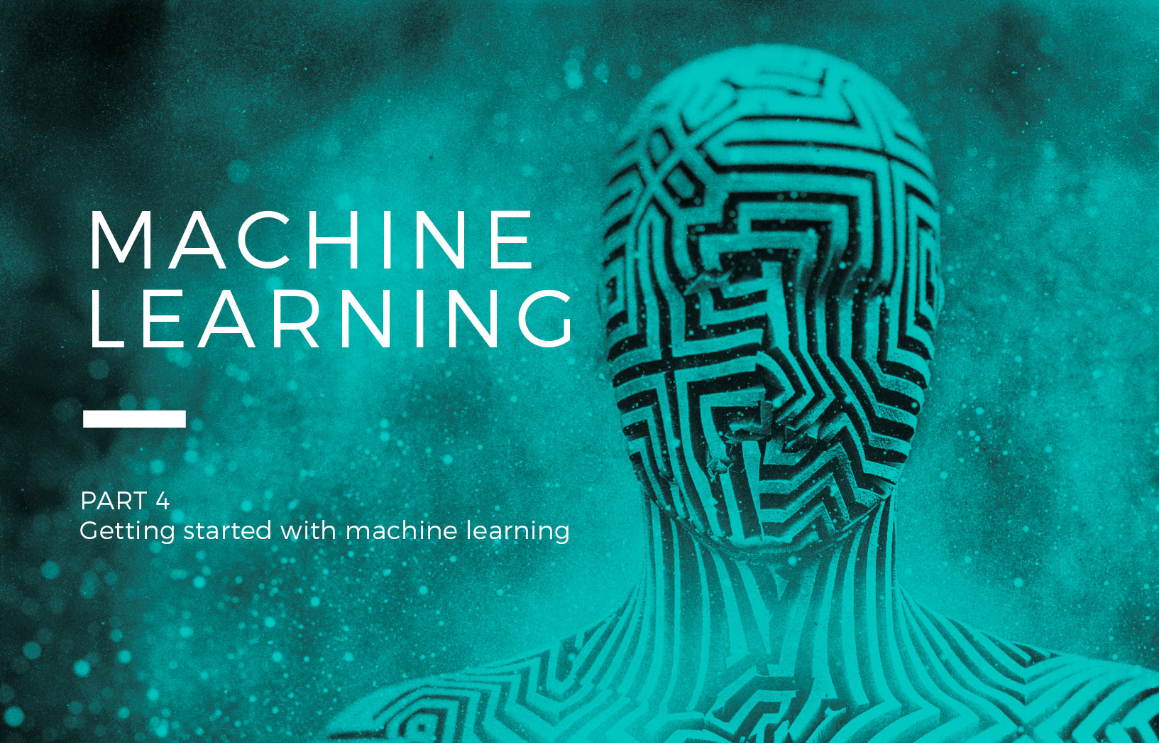In the world of AI, Machine learning is here to stay. To compete in a digital world, companies must focus on creating personalized experiences throughout the customer journey.