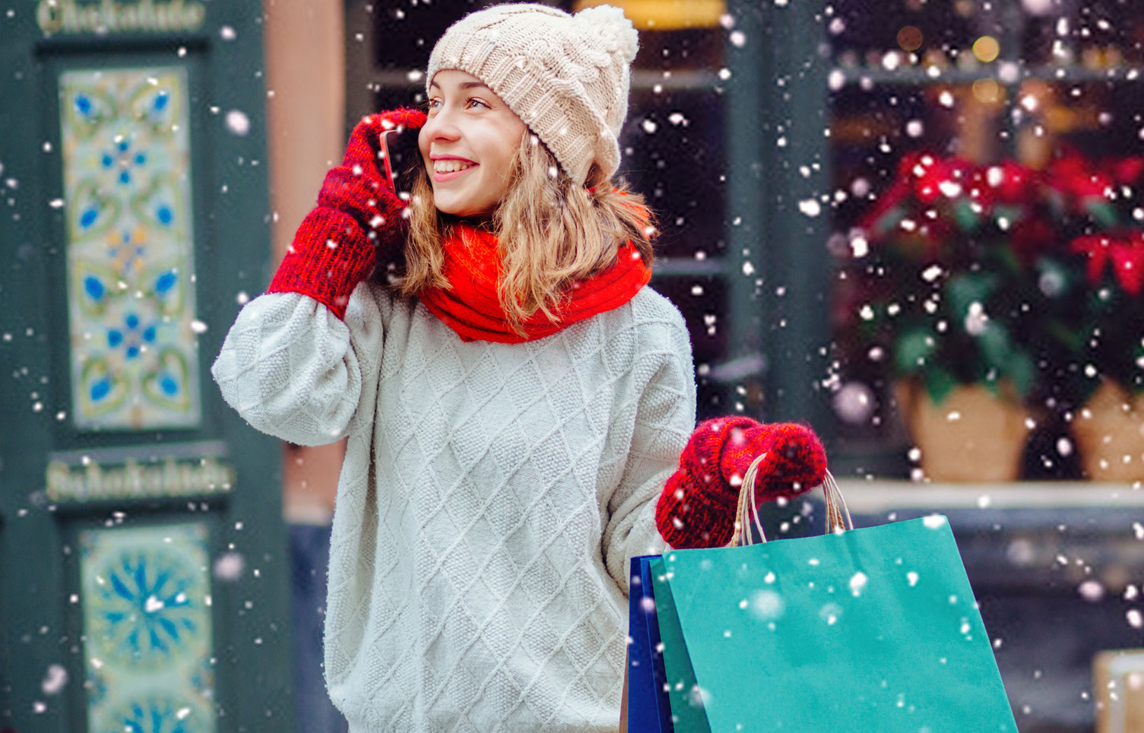 During the holiday madness, brands are often reduced to intense price competition to make the sale. But it's important not to lose sight of the bigger picture: offering value to customers through their experience with your brand.