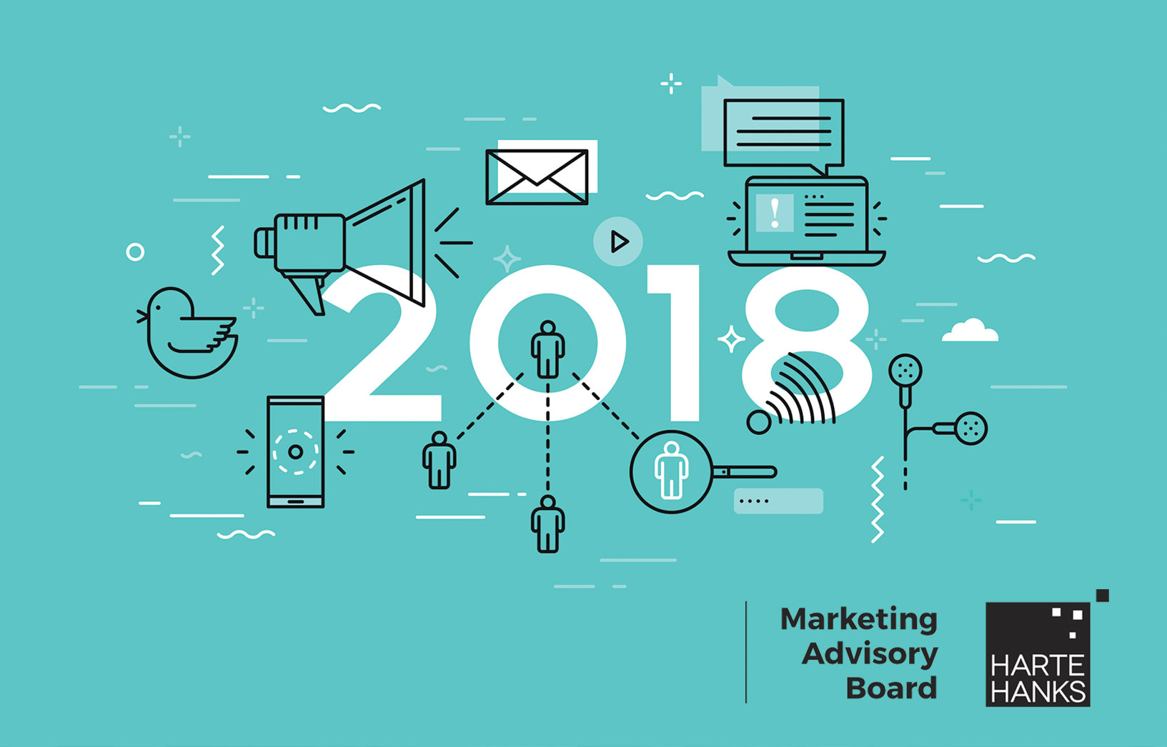 2018 marketing predictions from the Harte Hanks Marketing Advisory Board