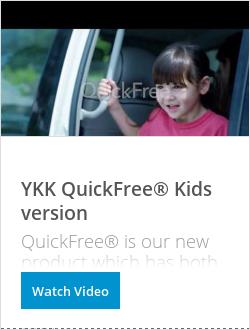 YKK QuickFree®   Kids version