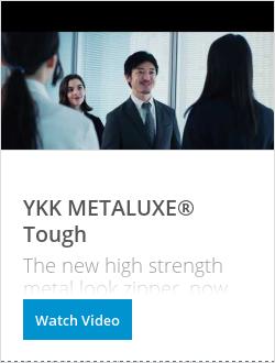 YKK METALUXE® Tough