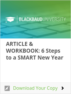 ARTICLE & WORKBOOK: 6 Steps to a SMART New Year