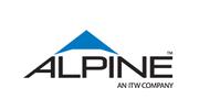 Alpine, An ITW Company logo