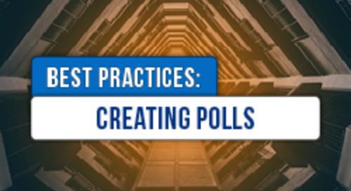 Creating Polls/Surveys in SnapApp