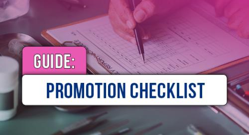 Interactive Content Promotion Checklist