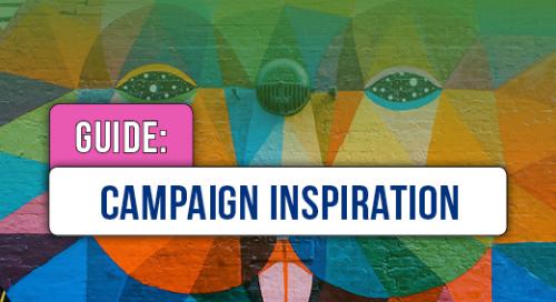 Marketing Campaign Inspiration Board