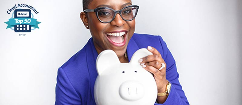 Top 50 Cloud Accountants - Nayo Carter-Gray