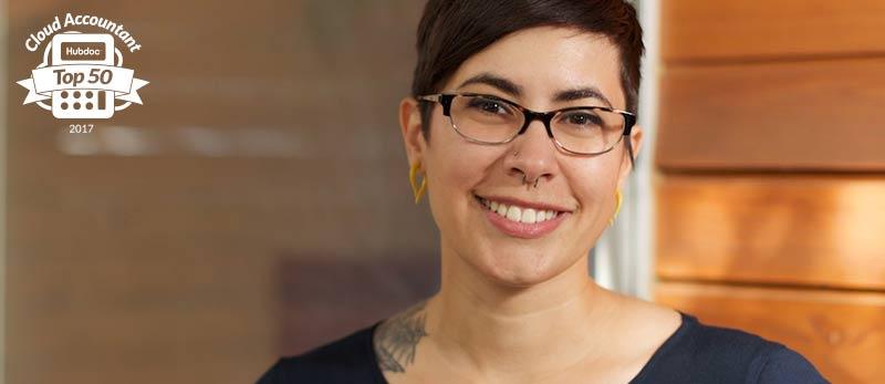 Top 50 Cloud Accountants - Cristina Garza