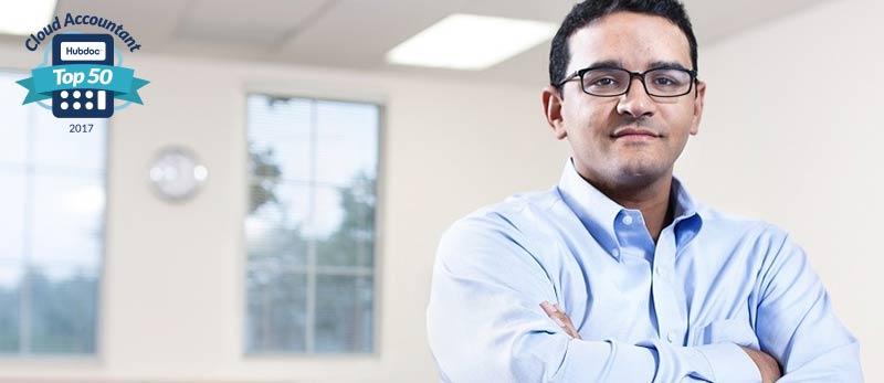 Top 50 Cloud Accountants - Hector Garcia