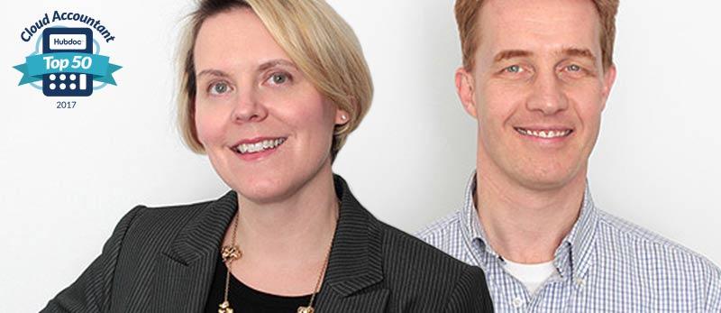Top 50 Cloud Accountants - Hawkins & Co
