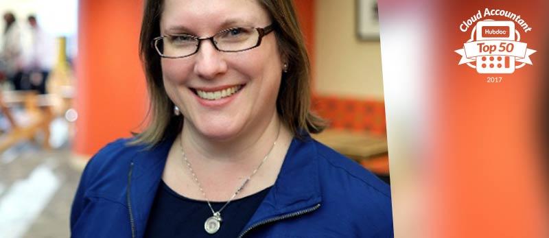 Top 50 Cloud Accountants - Susan Watkin