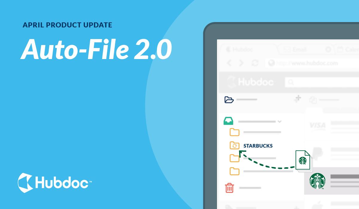 Hubdoc Auto-File 2.0