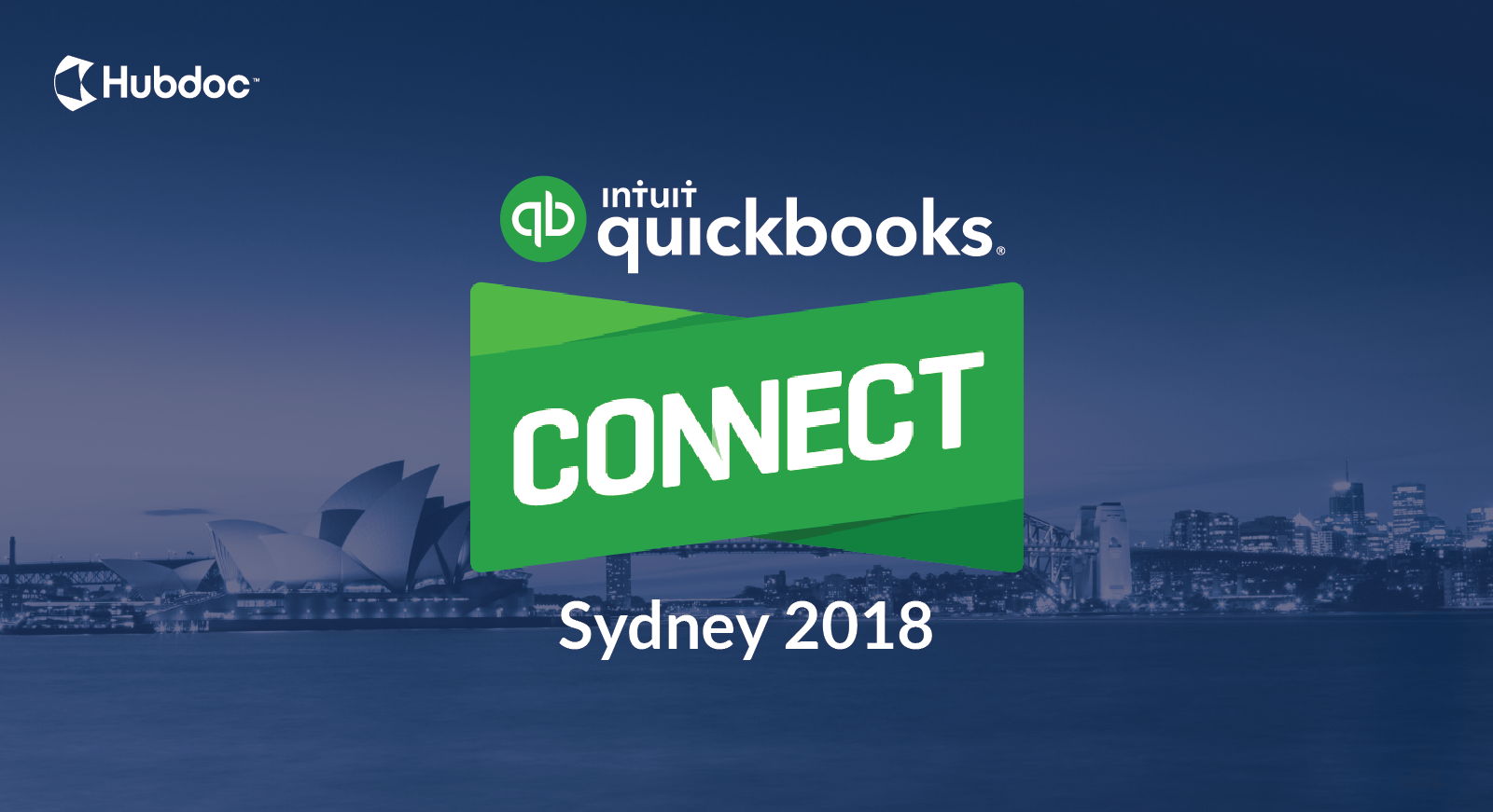 QuickBooks Connect Sydney 2018