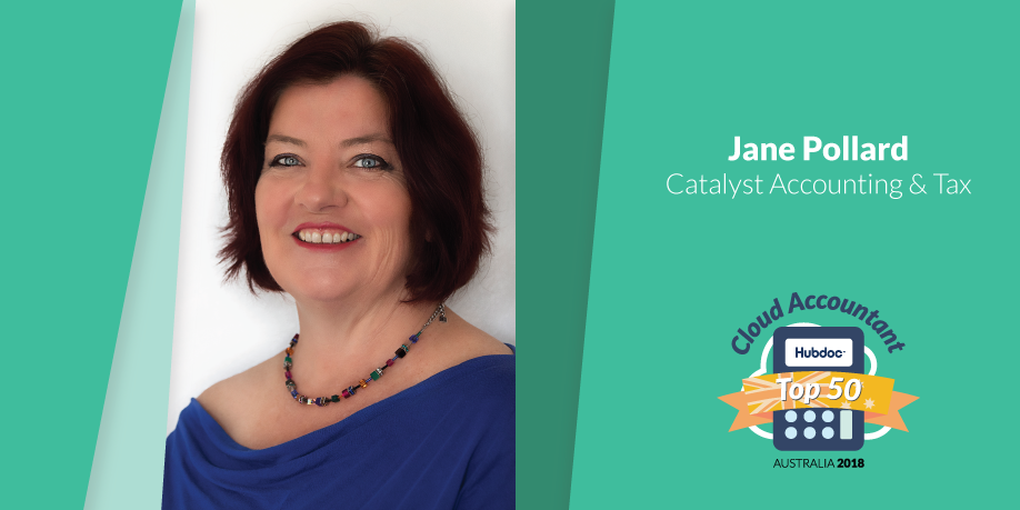 Jane Pollard, Catalyst Accounting & Tax