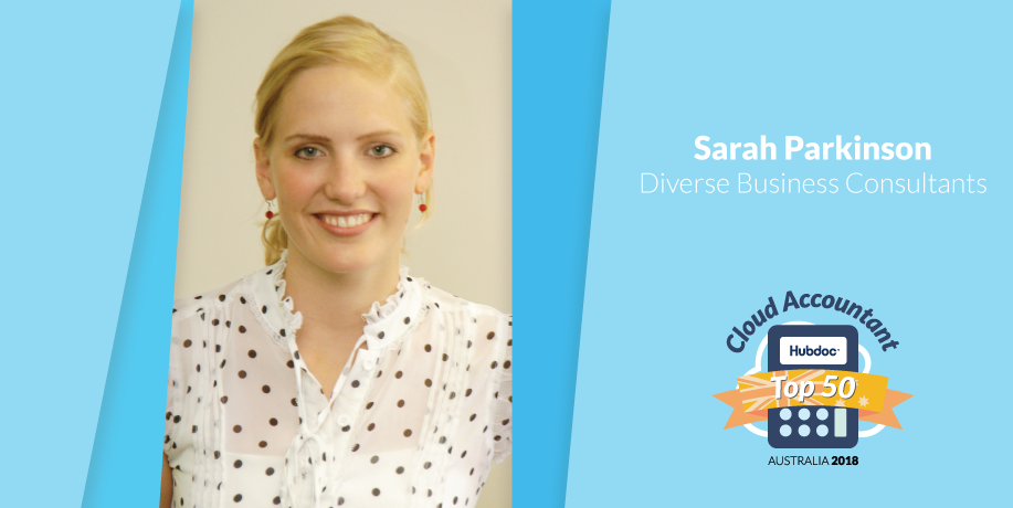 Sarah Parkinson, Diverse Business Consultants