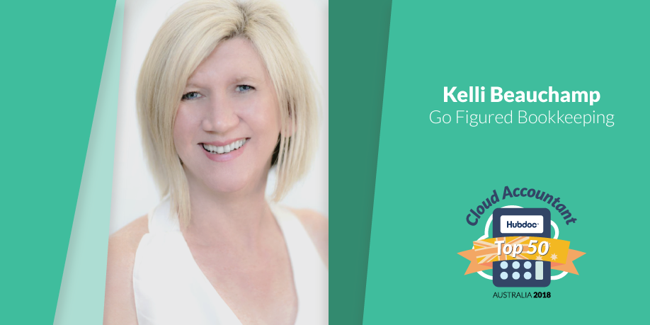 Kelli Beauchamp, Go Figured Bookkeeping