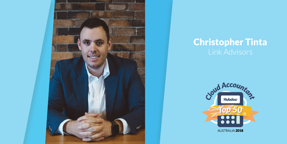 Christopher Tinta, Link Advisors