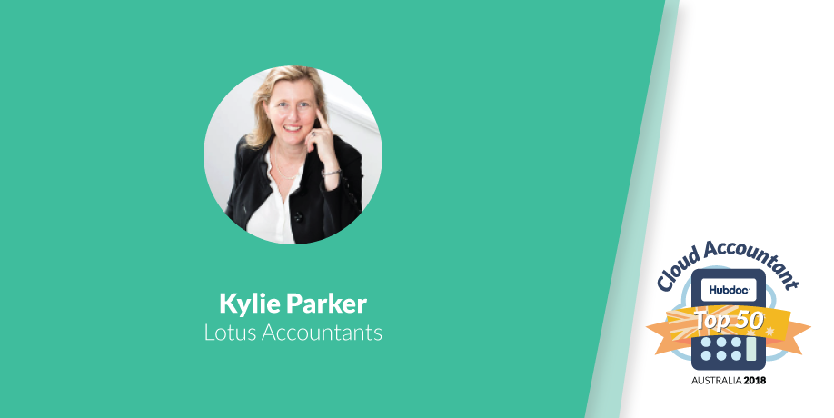 Kylie Parker, Lotus Accountants