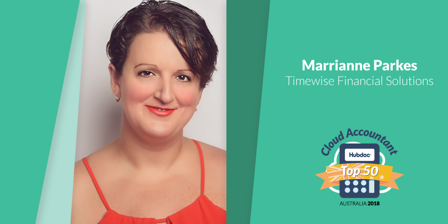 Marrianne Parkes, Timewise Financial Solutions
