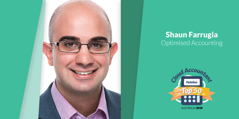 Shaun Farrugia, Optimised Accounting