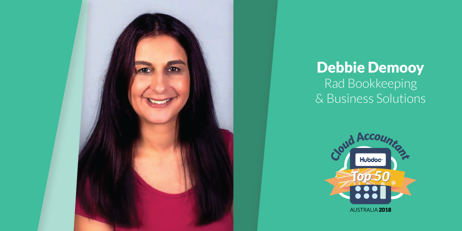 Debbie Demooy, Rad Bookkeeping & Business Solutions