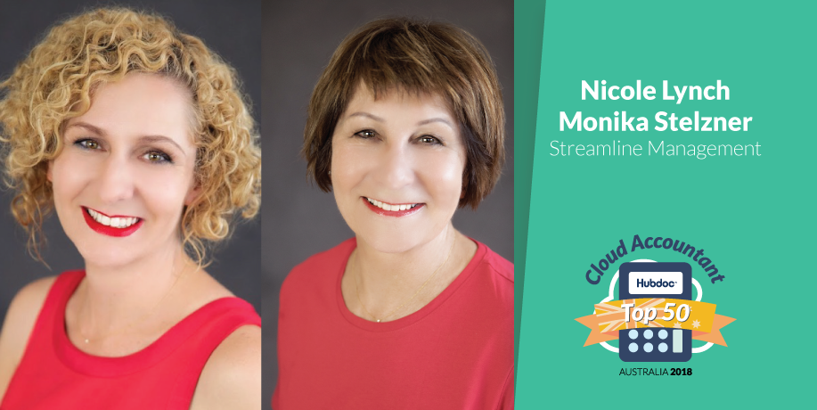 Nicole Lynch & Monika Stelzner, Streamline Management
