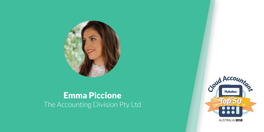 Emma Piccione, The Accounting Division Pty Ltd