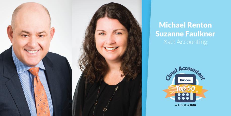 Michael Renton & Suzanne Faulkner, Xact Accounting