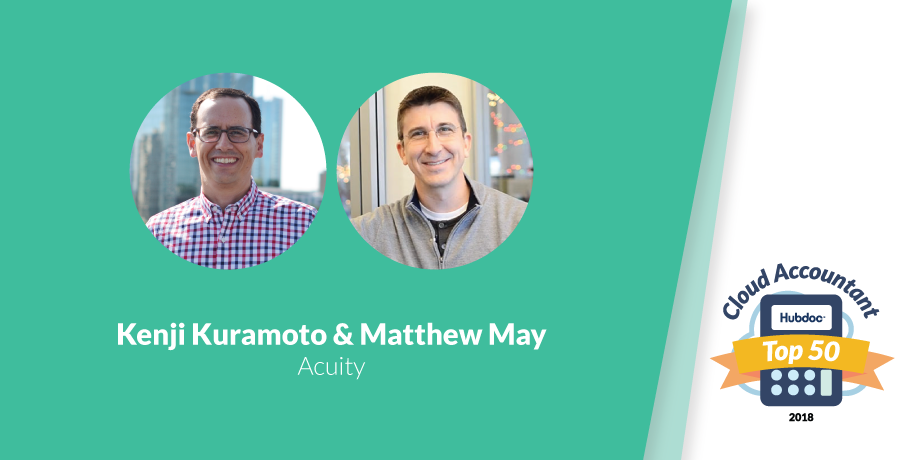 Kenji Kuramoto & Matthew May, Acuity