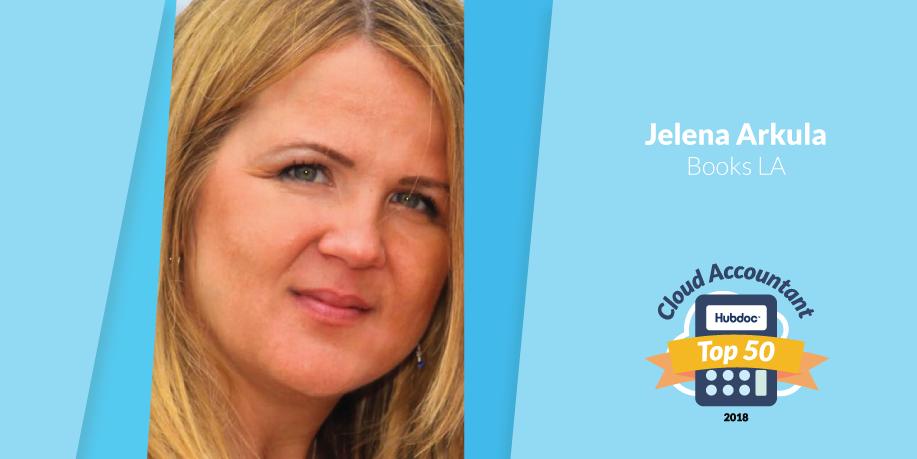 Jelena Arkula, Books LA