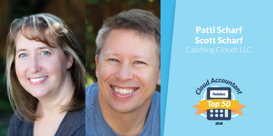 Patti Scharf and Scott Scharf, Catching Clouds LLC