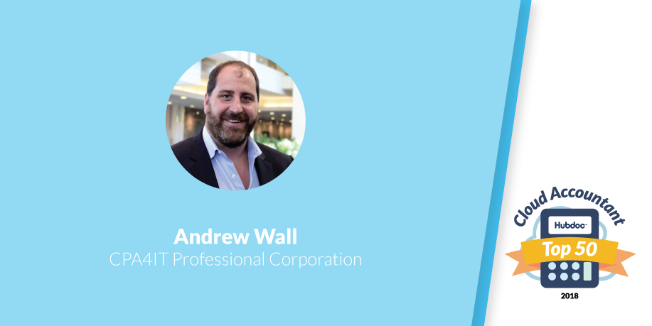 Andrew Wall, CPA4IT