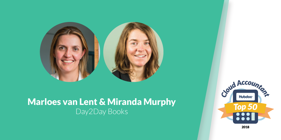 Marloes van Lent & Miranda Murphy, Day2Day Books