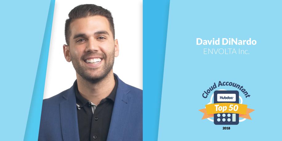 David DiNardo, ENVOLTA Inc.