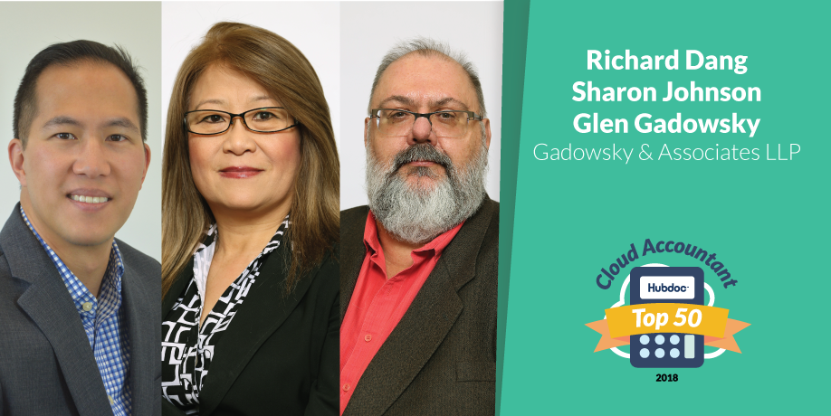Richard Dang, Sharon Johnson & Glen Gadowsky, Gadowsky & Associates LLP