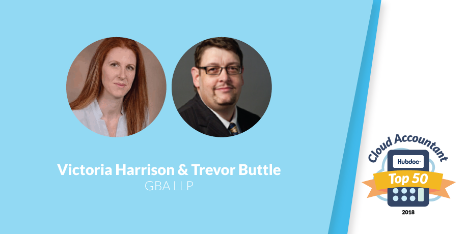 Victoria Harrison & Trevor Buttle, GBA LLP