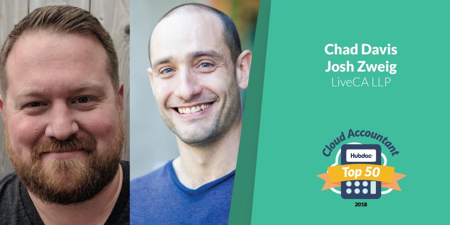 Chad Davis & Josh Zweig, LiveCA LLP