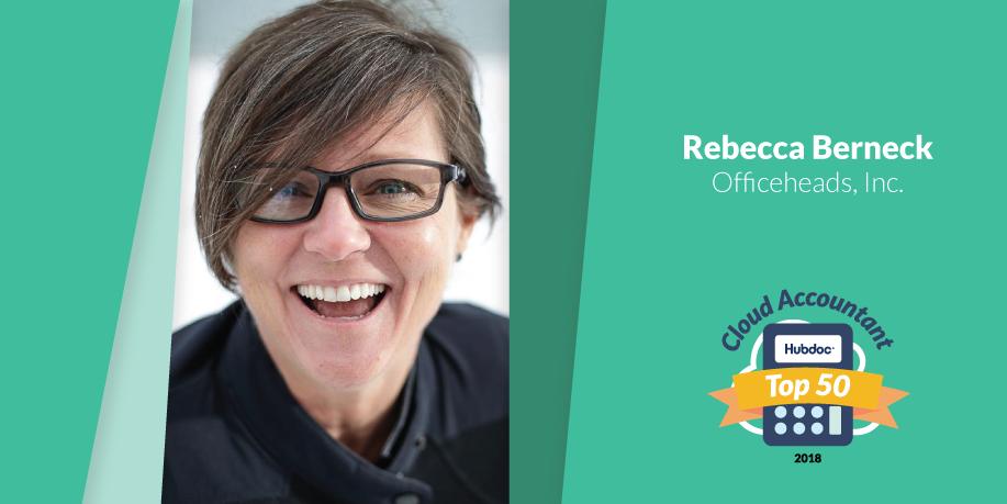 Rebecca Berneck, Officeheads, Inc.