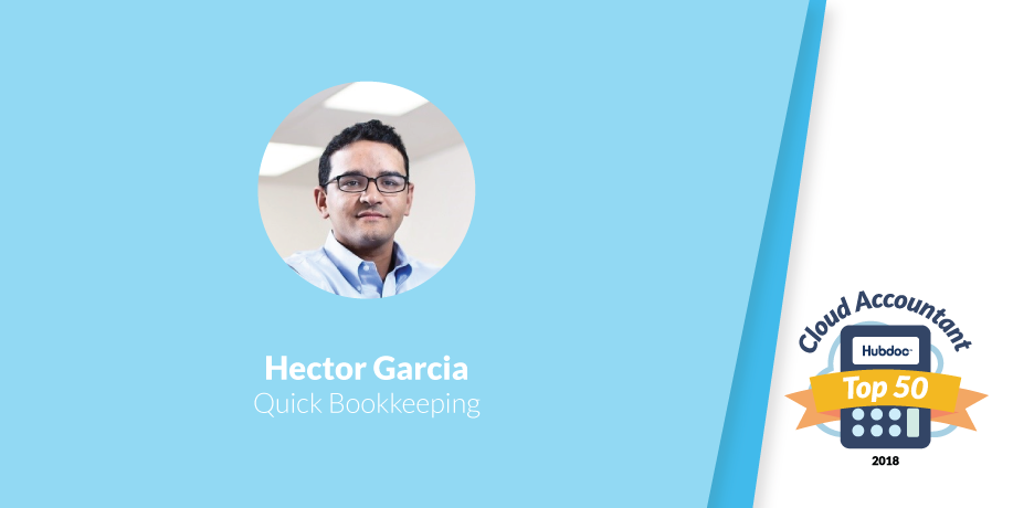 Hector Garcia, Quick Bookkeeping