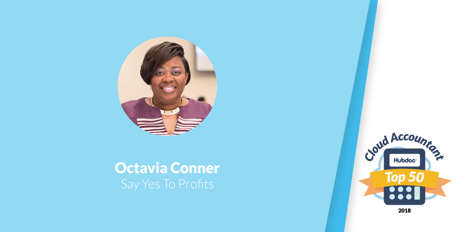 Octavia Conner, Say Yes to Profits