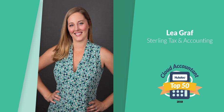 Lea Graf, Sterling Tax & Accounting